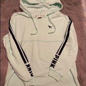 Victoria Secret pink hoodie medium